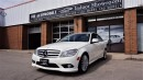 Used 2009 Mercedes-Benz C230 2.5L C-CLASS 4MATIC NO ACCIDENT for sale in Mississauga, ON