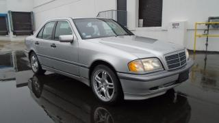 Used 2000 Mercedes-Benz C230 MECHANICALLY SOLID-LEATHER KEYLESS POWER WINDOWS for sale in North York, ON