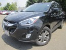 Used 2014 Hyundai Tucson GLS-PANORAMA SUNROOF-REAR CAMERA for sale in Mississauga, ON