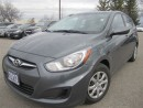 Used 2013 Hyundai Accent GL-Excellent condition-Certified for sale in Mississauga, ON