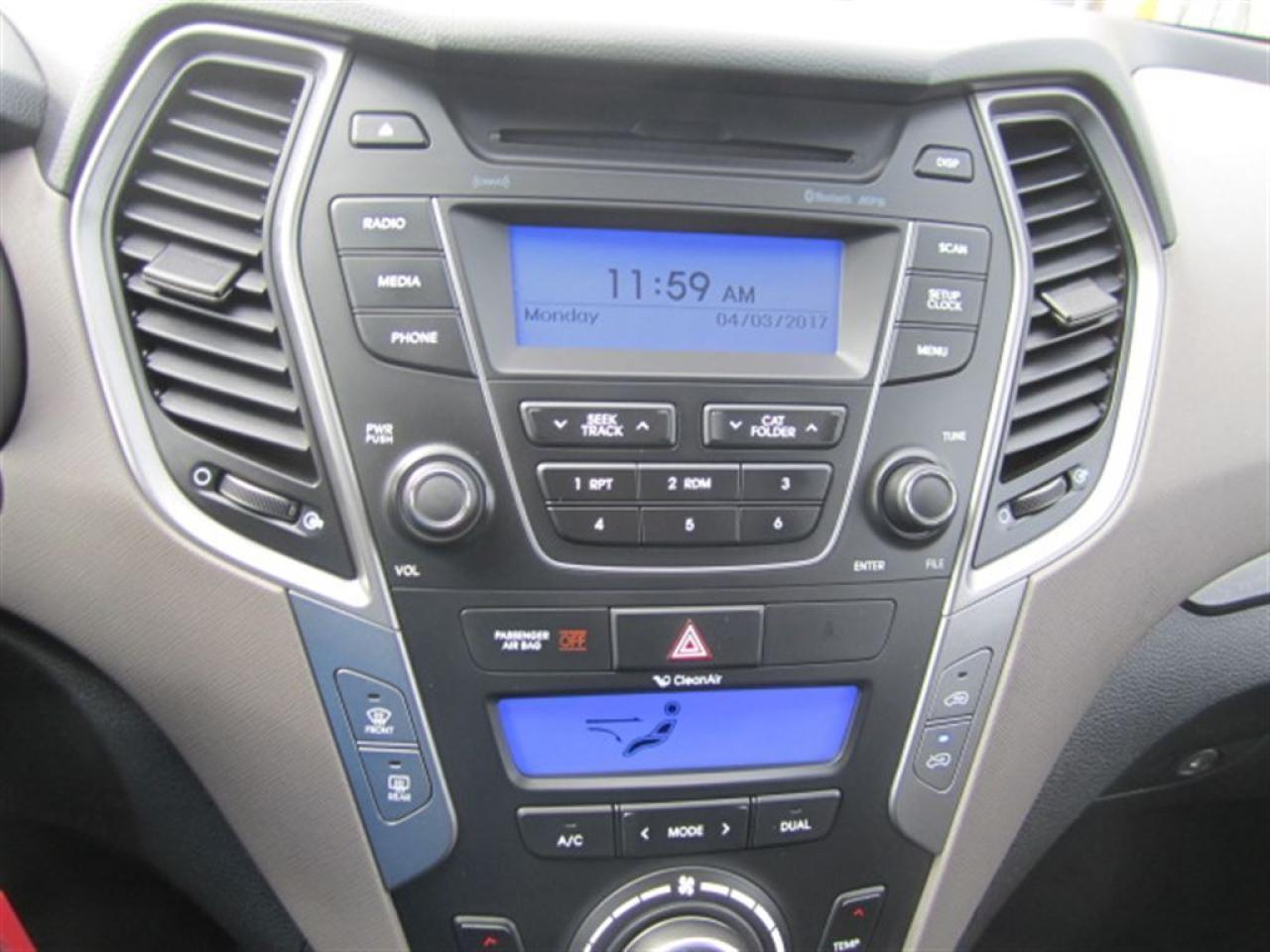 2013 Hyundai Santa Fe Sport 2.4 Premium-AWD-One owner-MINT