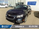 Used 2015 Chevrolet Cruze BLUETOOTH, HEATED SEATS, BACK UP CAMERA for sale in Edmonton, AB