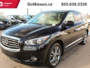 Used 2014 Infiniti QX60 Premium, Theater group , Safety group for sale in Edmonton, AB