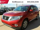 Used 2014 Nissan Pathfinder NAVIGATION. LEATHER. HEATED SEATS & 4X4 for sale in Edmonton, AB