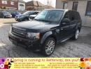 Used 2012 Land Rover Range Rover Sport HSE LUX HEATED SEATS | KEYLESS ENTRY | BLUETOOTH W for sale in Stoney Creek, ON