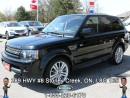 Used 2012 Land Rover Range Rover Sport HSE LUX FULLY LOADED LUXURY!!! for sale in Stoney Creek, ON