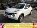 Used 2014 Nissan Juke SV SIDE IMPACT AIRBAGS | KEYLESS ENTRY | BLUETOOTH for sale in Stoney Creek, ON