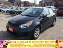 Used 2016 Kia Rio EX SATELLITE RADIO | POWER OPTIONS | SIDE IMPACT A for sale in Stoney Creek, ON