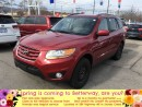 Used 2010 Hyundai Santa Fe GL BLUETOOTH WIRELESS TECHNOLOGY | KEYLESS ENTRY | for sale in Stoney Creek, ON