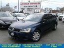 Used 2013 Volkswagen Jetta 2.0L Trendline Htd Seats/All Power Options &GPS* for sale in Mississauga, ON