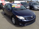 Used 2013 Toyota Corolla CE  ONLY $121 BIWEEKLY 0 DOWN! for sale in Kentville, NS