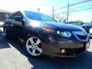 Used 2009 Acura TSX PREMIUM PKG | LEATHER.ROOF | BLUETOOTH for sale in Kitchener, ON