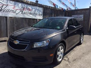 Used 2014 Chevrolet Cruze 2LT  32000 KMS for sale in Stittsville, ON