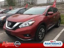 Used 2015 Nissan Murano SL*Onw Owner*Accident Free for sale in Ajax, ON