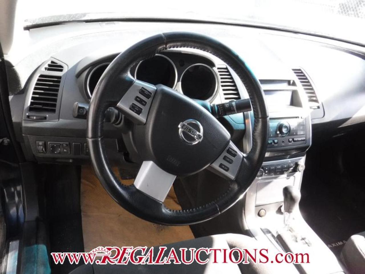 2007 Nissan Maxima SE 4D Sedan