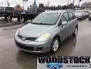 Used 2007 Nissan Versa Hatchback 1.8 S at for sale in Woodstock, ON