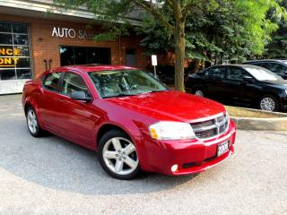 Used 2008 Dodge Avenger SXT for sale in Concord, ON