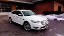 Used 2013 Ford Taurus Limited,Navi +Push Start Button,Low Km,CERTIFIED for sale in Concord, ON