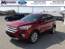 Used 2017 Ford Escape SE  - Bluetooth -  Heated Seats for sale in Kincardine, ON