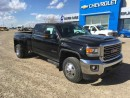 Used 2017 GMC Sierra 3500 Duramax Leather Dually for sale in Shaunavon, SK