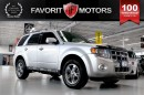 Used 2011 Ford Escape Limited FLEX FUEL 4X4   LTHR   REAR SENSORS for sale in North York, ON