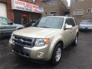 Used 2012 Ford Escape for sale in Hamilton, ON
