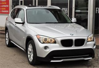 Used 2012 BMW X1 28i for sale in Etobicoke, ON
