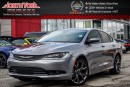Used 2016 Chrysler 200 S|Nav|Pano_Sunroof|Alpine|Leather|Backup Cam|HTD/Vntd Frnt Seats for sale in Thornhill, ON