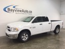 Used 2016 Dodge Ram 1500 OUTDOORSMAN- HEMI! CREW! HITCH! 6' BOX! BLUETOOTH! for sale in Belleville, ON