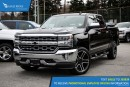 New 2017 Chevrolet Silverado 1500 1LZ Navigation, Sunroof, and Heated Seats for sale in Port Coquitlam, BC