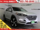 Used 2017 Hyundai Tucson SE 1.6 T| AWD| LEATHER| PANO ROOF| for sale in Burlington, ON