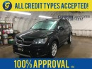 Used 2012 Dodge Journey CREW*POWER SUNROOF*REMOTE STARTER*U CONNECT PHONE* for sale in Cambridge, ON