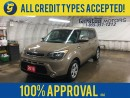 Used 2016 Kia Soul LX*KEYLESS ENTRY*POWER WINDOWS/LOCKS/MIRRORS*ECO MODE*AM/FM/XM/CD/AUX/USB/BLUETOOTH*FOG LIGHTS* for sale in Cambridge, ON