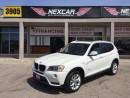 Used 2013 BMW X3 AWD AUT0 LEATHER PANORAMIC ROOF 84K for sale in North York, ON