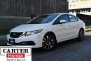 Used 2015 Honda Civic EX + LOCAL + NO ACCIDENTS + LOW KMS + CERTIFIED! for sale in Vancouver, BC