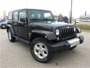 Used 2014 Jeep Wrangler UNLIMITED SAHARA**KEYLESS ENTRY**6 SPEED** for sale in Mississauga, ON