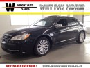 Used 2013 Chrysler 200 LIMITED| LEATHER| SUNROOF| BLUETOOTH| 63,829KMS for sale in Kitchener, ON