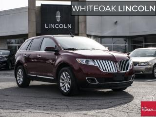 Used 2013 Lincoln MKX ONE OWNER , CLEAN HISTORY, VISTA ROOF NAVI..... for sale in Mississauga, ON