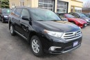 Used 2012 Toyota Highlander LE for sale in Brampton, ON