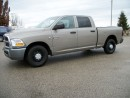 Used 2011 Dodge 2500 Crew Cab Short Box | 2WD | CERTIFIED for sale in Stratford, ON