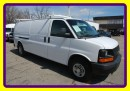 Used 2011 Chevrolet Express 2500 Extended Cargo Van No Windows for sale in Woodbridge, ON