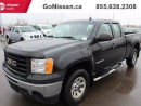 Used 2010 GMC Sierra 1500 WT 4x2 Extended Cab 6.6 ft. box 143.5 in. WB for sale in Edmonton, AB