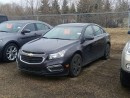 Used 2015 Chevrolet Cruze LT w/1LT for sale in Red Deer, AB