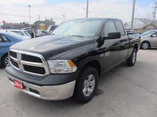 Used 2013 RAM 1500 ST 4X4 Quad Cab for sale in Hamilton, ON