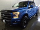 Used 2015 Ford F-150 FX4 - REAR BACK UP CAMERA - HEATED AND VENTILATED FRONT SEATS - HEATED SECOND ROW SEATS for sale in Edmonton, AB