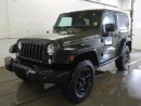 Used 2015 Jeep Wrangler Sport 2 dr 4x4 for sale in Edmonton, AB