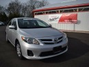 Used 2013 Toyota Corolla CE 4DR SEDAN for sale in Brantford, ON