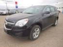 Used 2013 Chevrolet Equinox LS for sale in Dawson Creek, BC