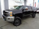 Used 2015 Chevrolet Silverado 2500 LTZ Z71 Crew 4x4, LIFTED, Nav, Sunroof for sale in Langley, BC