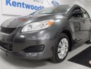 Used 2011 Toyota Matrix It can't get better than the MATRIX for sale in Edmonton, AB